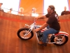 Jay on Wall of Death at Sturgis 2004